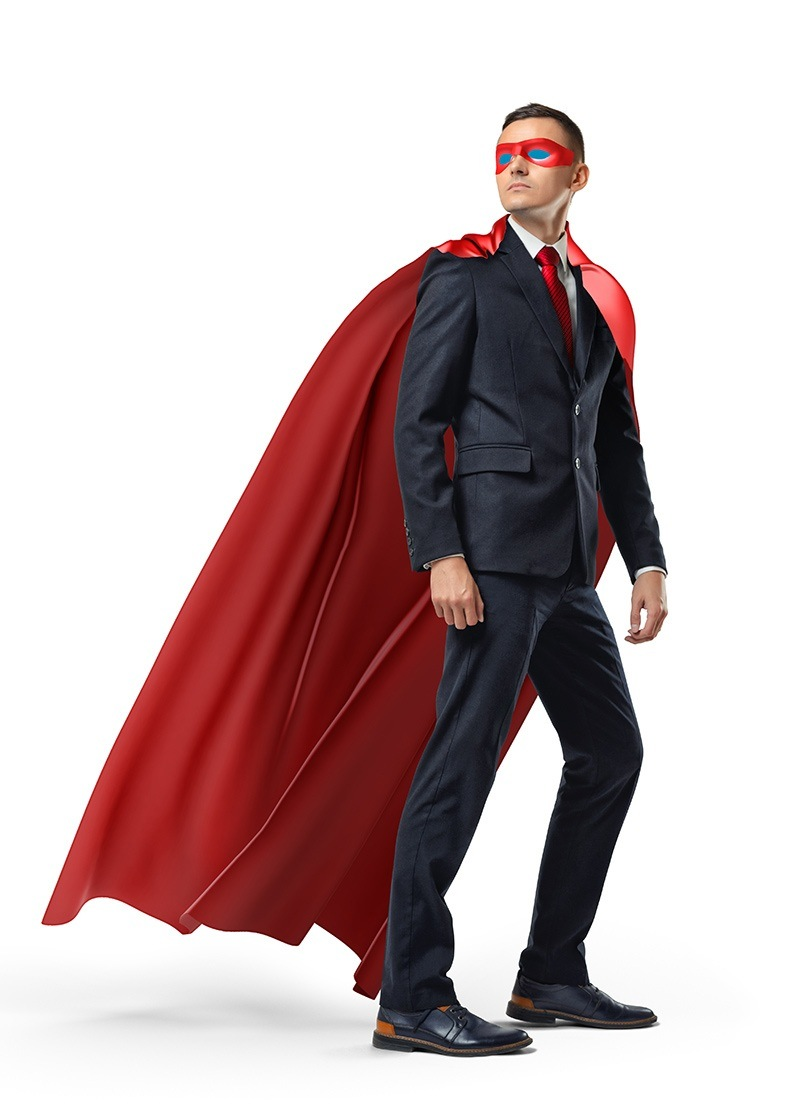 superhero-professionnel